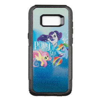My Little Pony | Seaponies - Pony Tale OtterBox Commuter Samsung Galaxy S8+ Case