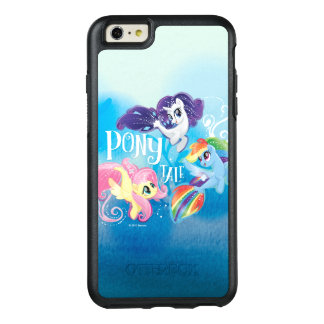 My Little Pony | Seaponies - Pony Tale OtterBox iPhone 6/6s Plus Case
