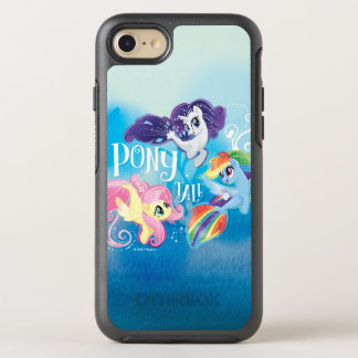 My Little Pony | Seaponies - Pony Tale OtterBox Symmetry iPhone 8/7 Case