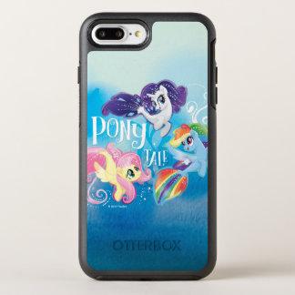 My Little Pony | Seaponies - Pony Tale OtterBox Symmetry iPhone 8 Plus/7 Plus Case