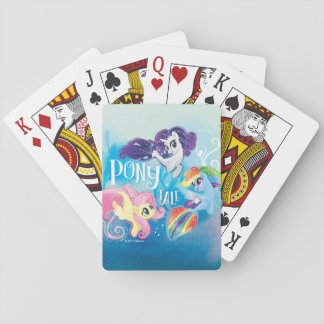 My Little Pony | Seaponies - Pony Tale Playing Cards