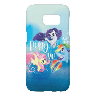 My Little Pony | Seaponies - Pony Tale Samsung Galaxy S7 Case