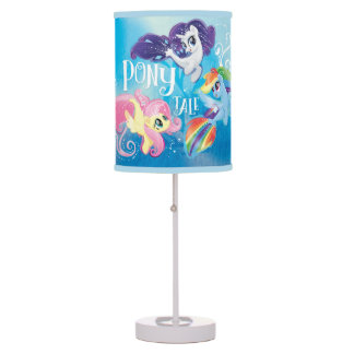My Little Pony | Seaponies - Pony Tale Table Lamp