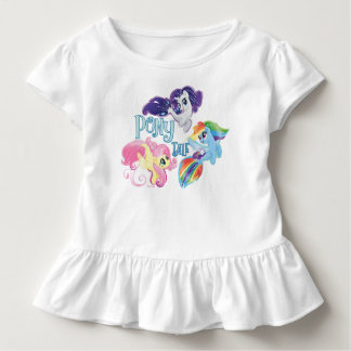 My Little Pony | Seaponies - Pony Tale Toddler T-shirt