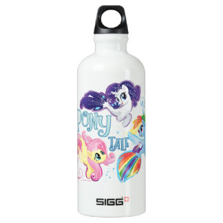 My Little Pony | Seaponies - Pony Tale Water Bottle