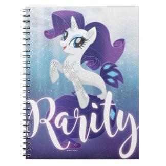My Little Pony   Seapony Rarity Notebooks