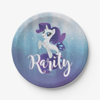 My Little Pony | Seapony Rarity Paper Plate