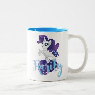 My Little Pony | Seapony Rarity Two-Tone Coffee Mug