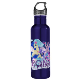 My Little Pony | Skystar and Twilight - Princess 710 Ml Water Bottle
