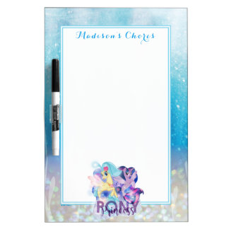 My Little Pony | Skystar and Twilight - Princess Dry Erase Board