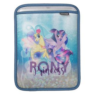 My Little Pony   Skystar and Twilight - Princess iPad Sleeve