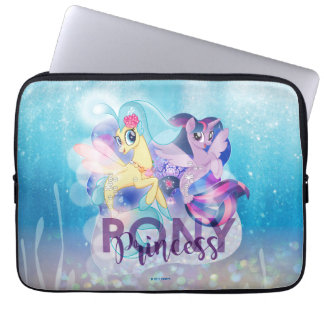 My Little Pony | Skystar and Twilight - Princess Laptop Sleeve