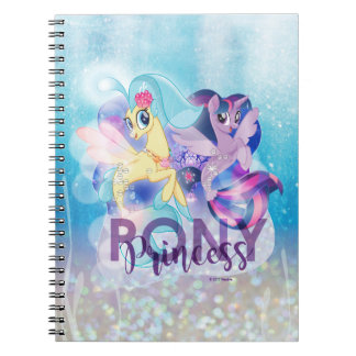 My Little Pony | Skystar and Twilight - Princess Notebooks