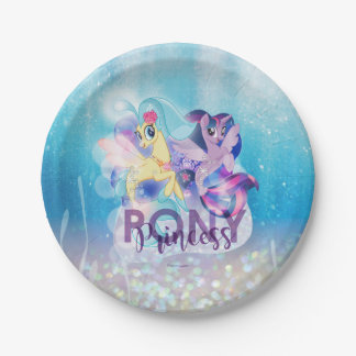 My Little Pony | Skystar and Twilight - Princess Paper Plate