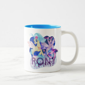 My Little Pony | Skystar and Twilight - Princess Two-Tone Coffee Mug