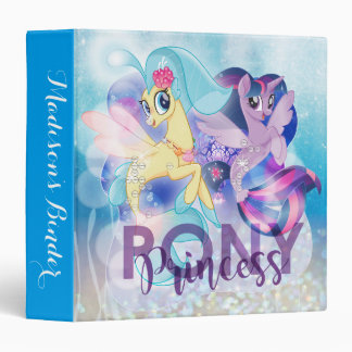 My Little Pony | Skystar and Twilight - Princess Vinyl Binder
