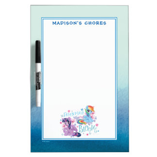 My Little Pony | Twilight and Dash - Friendship Dry Erase Board