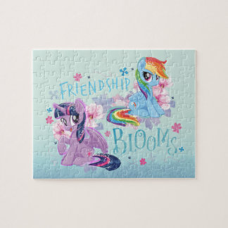 My Little Pony | Twilight and Dash - Friendship Jigsaw Puzzle