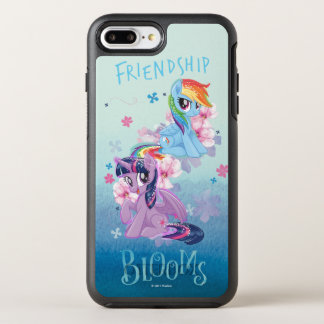 My Little Pony | Twilight and Dash - Friendship OtterBox Symmetry iPhone 8 Plus/7 Plus Case