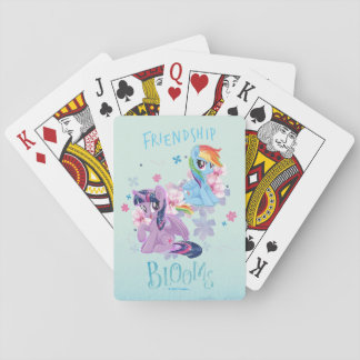 My Little Pony | Twilight and Dash - Friendship Playing Cards