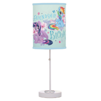 My Little Pony | Twilight and Dash - Friendship Table Lamp