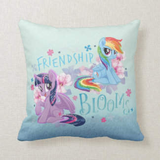 My Little Pony | Twilight and Dash - Friendship Throw Pillow
