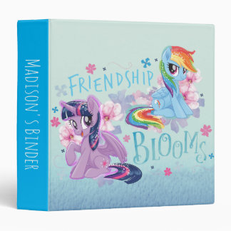 My Little Pony | Twilight and Dash - Friendship Vinyl Binder