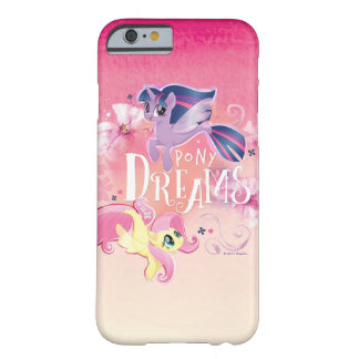 My Little Pony | Twilight and Fluttershy - Dreams Barely There iPhone 6 Case