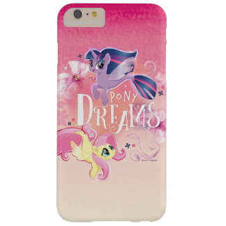 My Little Pony | Twilight and Fluttershy - Dreams Barely There iPhone 6 Plus Case