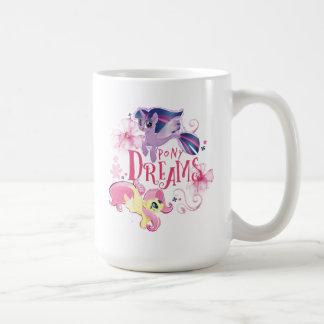 My Little Pony | Twilight and Fluttershy - Dreams Coffee Mug