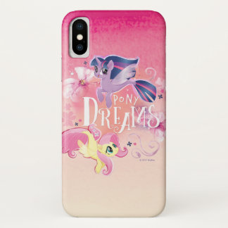 My Little Pony | Twilight and Fluttershy - Dreams iPhone X Case