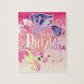 My Little Pony | Twilight and Fluttershy - Dreams Jigsaw Puzzle
