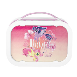 My Little Pony | Twilight and Fluttershy - Dreams Lunch Box