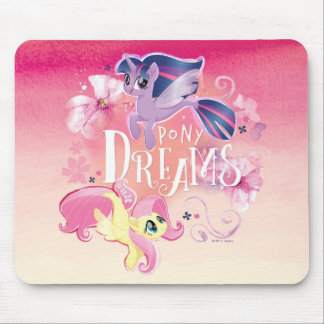 My Little Pony | Twilight and Fluttershy - Dreams Mouse Pad