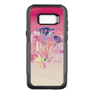 My Little Pony | Twilight and Fluttershy - Dreams OtterBox Commuter Samsung Galaxy S8+ Case