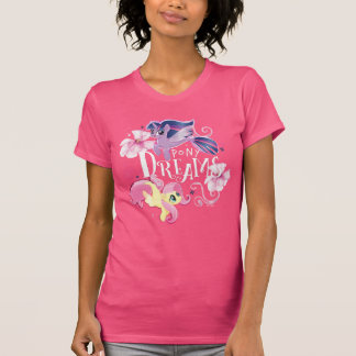 My Little Pony | Twilight and Fluttershy - Dreams T-Shirt