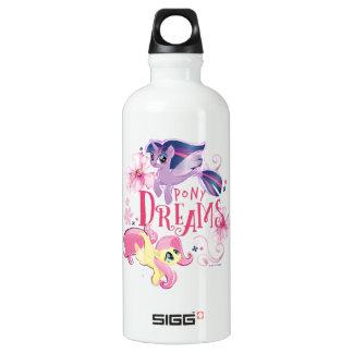 My Little Pony | Twilight and Fluttershy - Dreams Water Bottle
