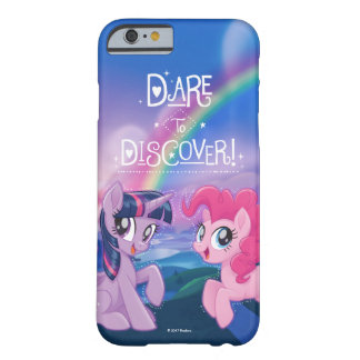 My Little Pony | Twilight and Pinkie - Discover Barely There iPhone 6 Case