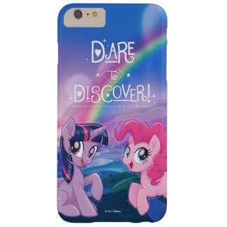 My Little Pony | Twilight and Pinkie - Discover Barely There iPhone 6 Plus Case