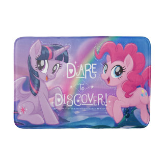 My Little Pony | Twilight and Pinkie - Discover Bath Mat