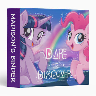 My Little Pony | Twilight and Pinkie - Discover Binders