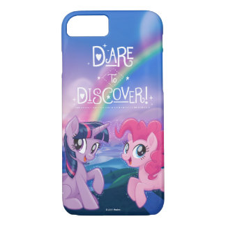 My Little Pony | Twilight and Pinkie - Discover iPhone 8/7 Case