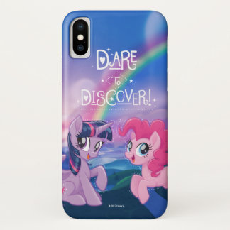 My Little Pony | Twilight and Pinkie - Discover iPhone X Case