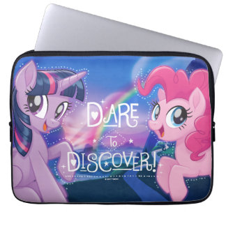My Little Pony | Twilight and Pinkie - Discover Laptop Sleeve