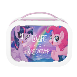 My Little Pony | Twilight and Pinkie - Discover Lunch Box