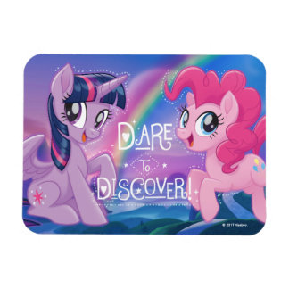 My Little Pony   Twilight and Pinkie - Discover Magnet