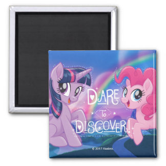 My Little Pony | Twilight and Pinkie - Discover Magnet