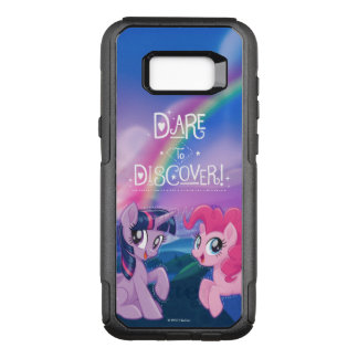My Little Pony | Twilight and Pinkie - Discover OtterBox Commuter Samsung Galaxy S8+ Case