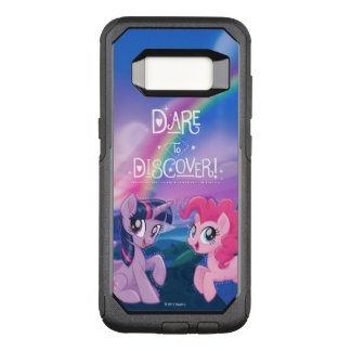 My Little Pony | Twilight and Pinkie - Discover OtterBox Commuter Samsung Galaxy S8 Case
