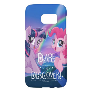 My Little Pony | Twilight and Pinkie - Discover Samsung Galaxy S7 Case